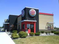 Energywise LED Lighting Improves Tennessee Burger King Facelift