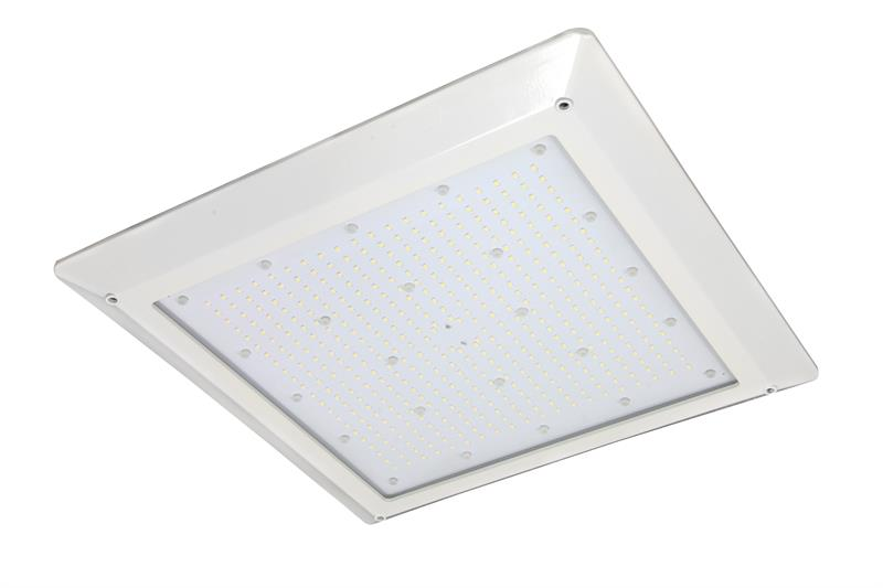 LED Recessed Canopy Fixtures